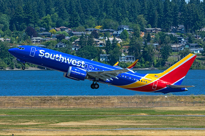 Southwest Airlines Boeing 737-8 MAX N8728Q 5-29-21