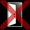 Door open 3 red cross