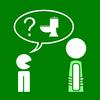 supervisor questions toilet green