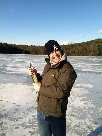Ice Fishing with Ray from Collis