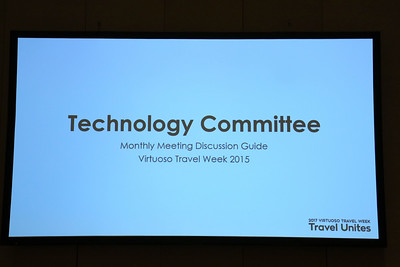 Technology Committee Meeting
