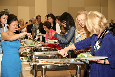 Virtuoso Week Participants' Lunch Monday