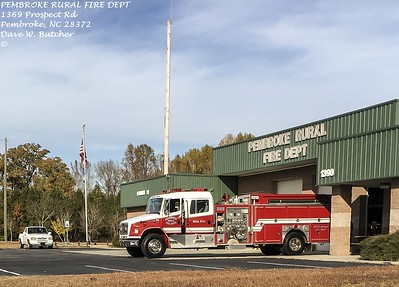 PEMBROKE RURAL FIRE DEPT