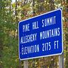 Susquehannock State Forest - Pine Hill Summit
