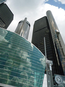 DETROIT RENAISSANCE CENTER 6/22/12