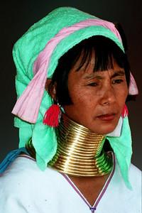 PADAUNG LADY - THAILAND