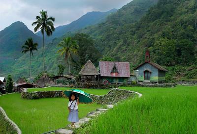 IFUGAO GIRL - BANAUE, PHILIPPINES