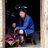 MIAO LADY - GUIZHOU PROVINCE