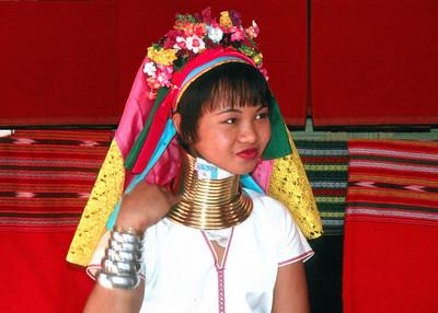PADAUNG GIRL - THAILAND