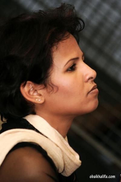 Sudanese Singer Nancy Ajaj