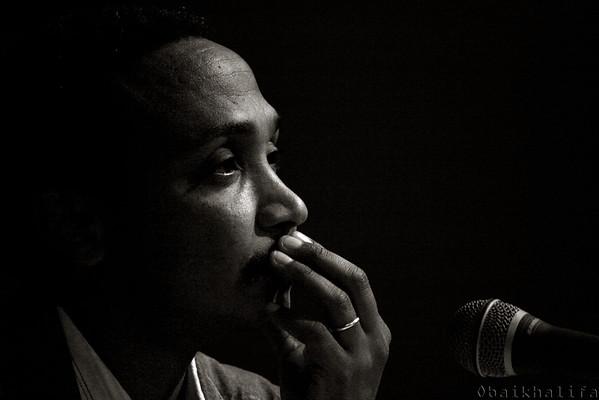 Sudanese Poet Atif Kheiri