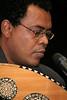 Sudanese musician Sadig Shaikeldin