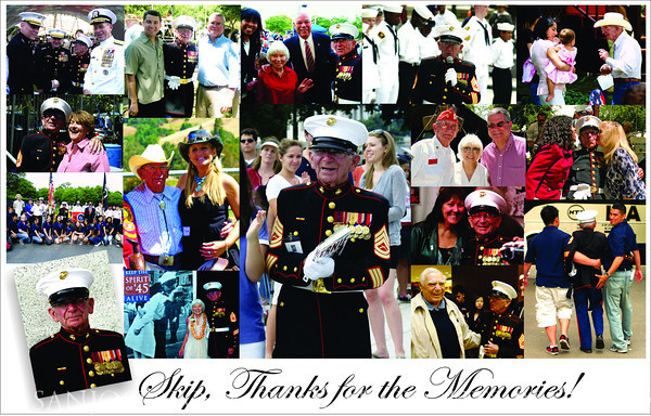 SKIP ADAMS: THANKS FOR THE MEMORIES