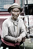 A local guide - eastern Tibet, China