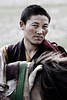 Horsewoman - eastern Tibet, China
