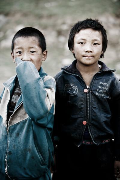 Himalayan foothills - eastern Tibet, China