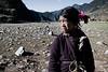Young horse handler - eastern Tibet, China