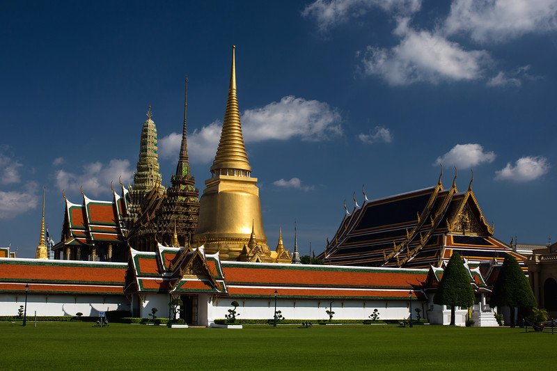 The Grand Palace - Bangkok, Thailand