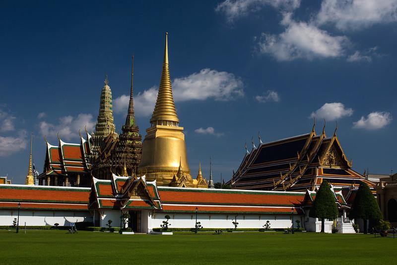 The Grand Palace - Bangkok, Thailand