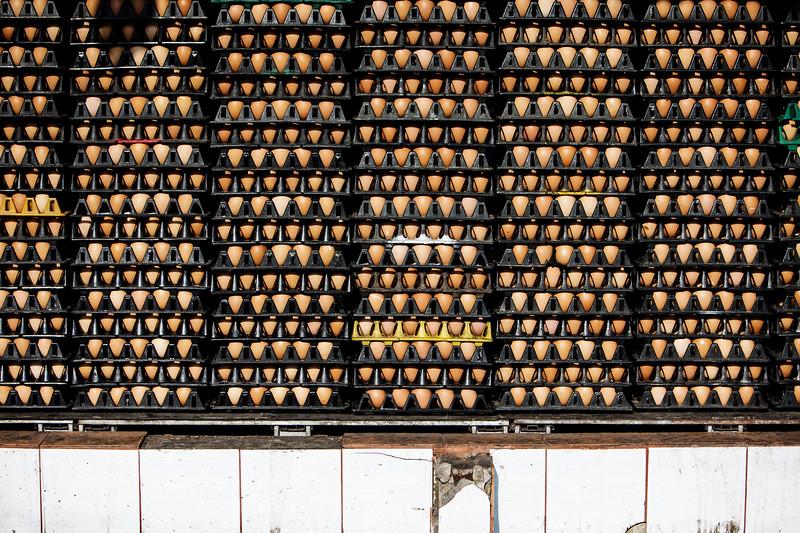 Eggs for sale - Bangkok, Thailand