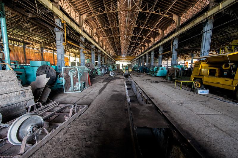Dire Dawa railyard museum - Ethiopia