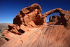Red rock formation - Utah, US