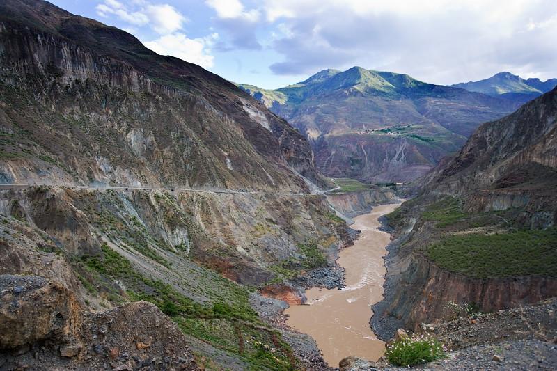 Yangtze River - Yunnan Province, China