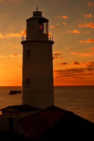 Lighthouse - Cornwall, UK