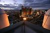 Rooftop vista - Las Vegas, United States