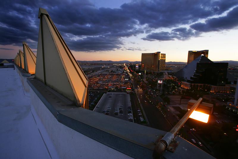 Dusk - Las Vegas, United States
