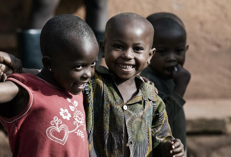 Roadside shenanigans - Gatsibo District, Rwanda