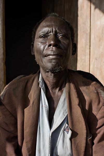 Guarding the porch - Gatsibo District, Rwanda