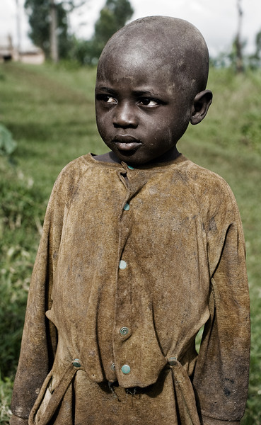 Rural village - Rwanda