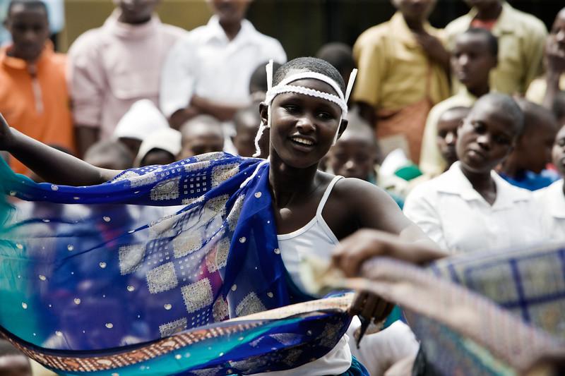 Traditional dance - Gatsibo District, Rwanda