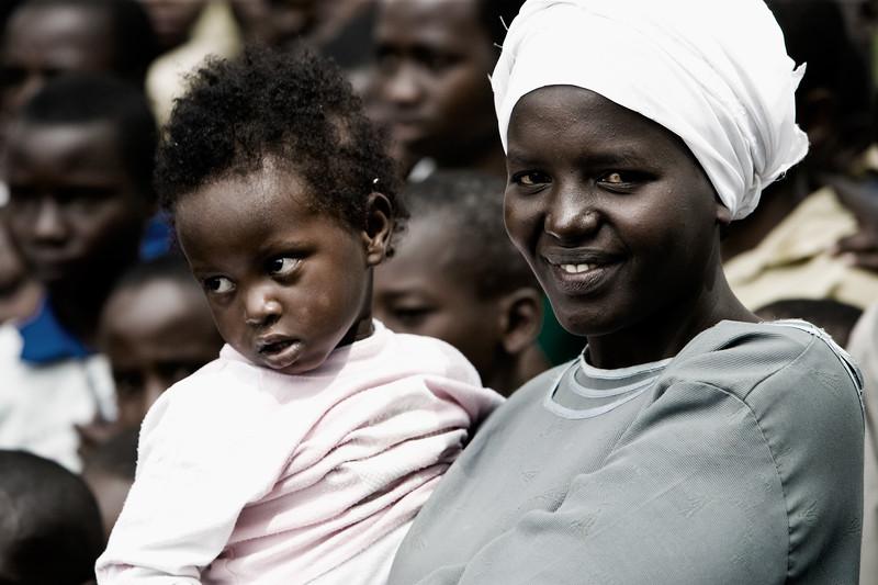 Rwanda was never short of smiles - Gatsibo District, Rwanda