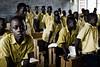 Classroom dreaming - near Rwamagana, Rwanda