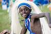 Young warrior in the making - Virunga Lodge, Rwanda