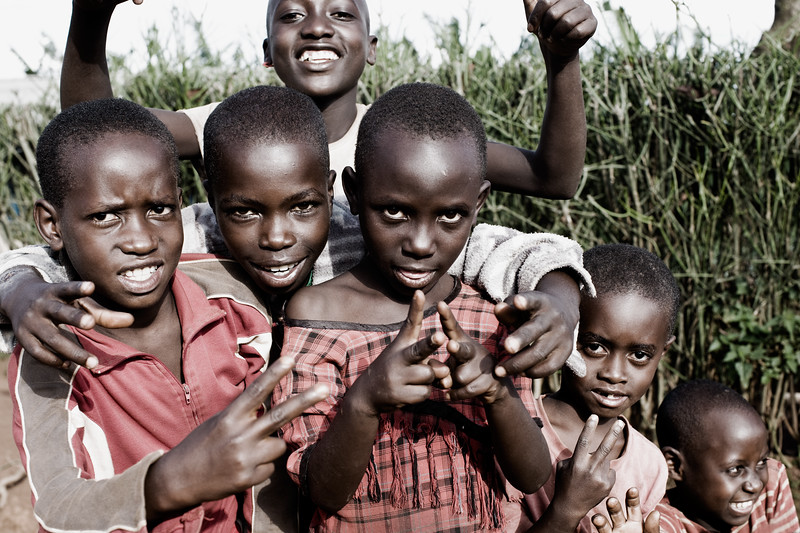 Unknown village - Gatsibo District, Rwanda