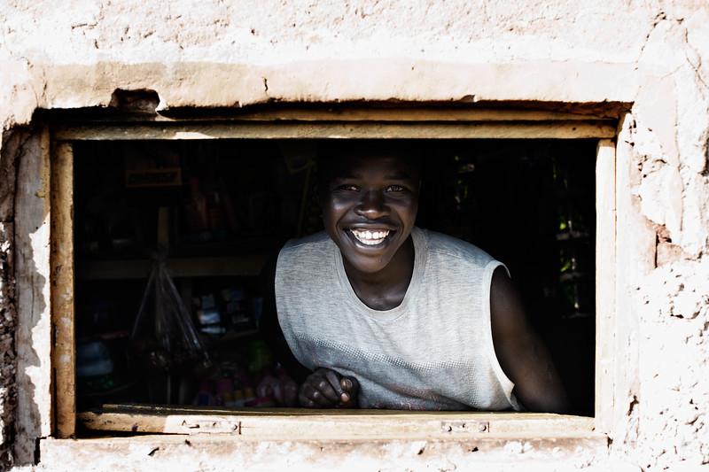 Shop keeper - near Rwamagana, Rwanda