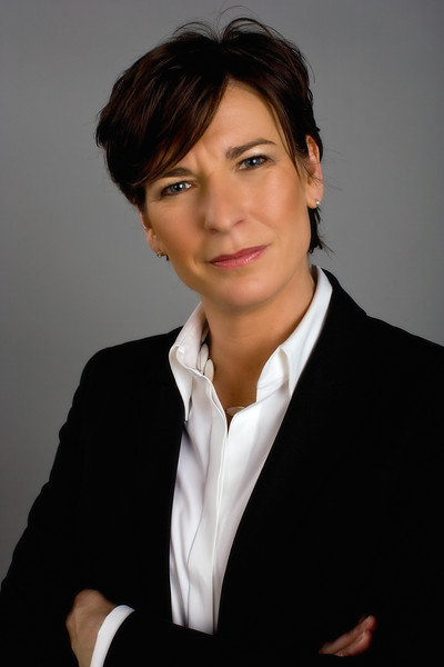CNN's Becky Anderson - London, UK