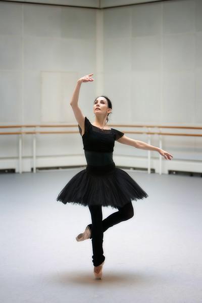 Tamara Rojo - Principal Dancer with the Royal Ballet in London