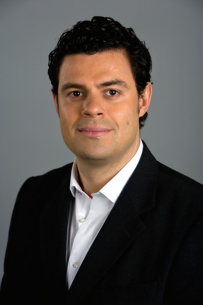 CNN's Pedro Pinto, Sports Presenter - London, UK