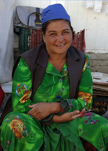 DASHOGUZ MARKET - TURKMENISTAN