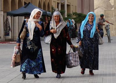 BUKHARA - UZBEKISTAN