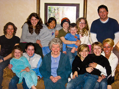 Tracy Clan - 2009