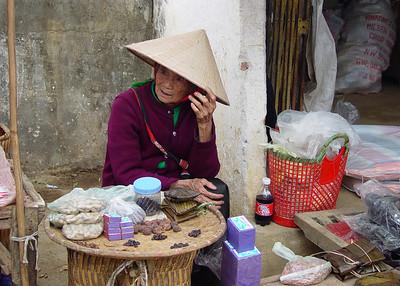 STREET MERCHANT - HANOI, VIETNAM