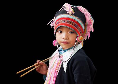 HMONG GIRL - VIETNAM