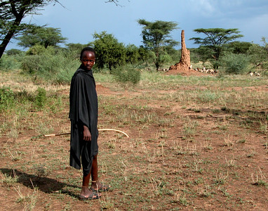 HAMAR SHEPHERD - OMO VALLEY