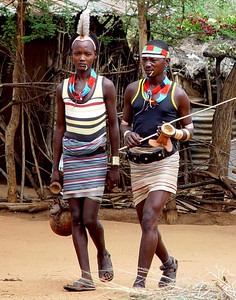 HAMAR BOYS - OMO VALLEY