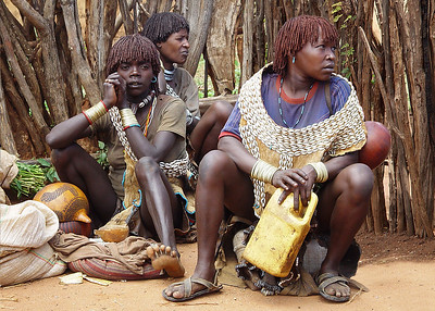 HAMAR LADIES - OMO VALLEY
